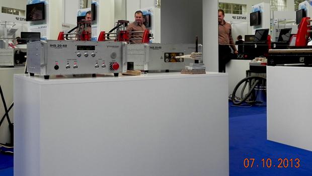 Выставка MSV 2013 машиностроение