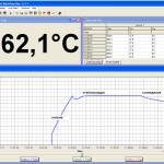 Контроль температуры нагрева в IHS